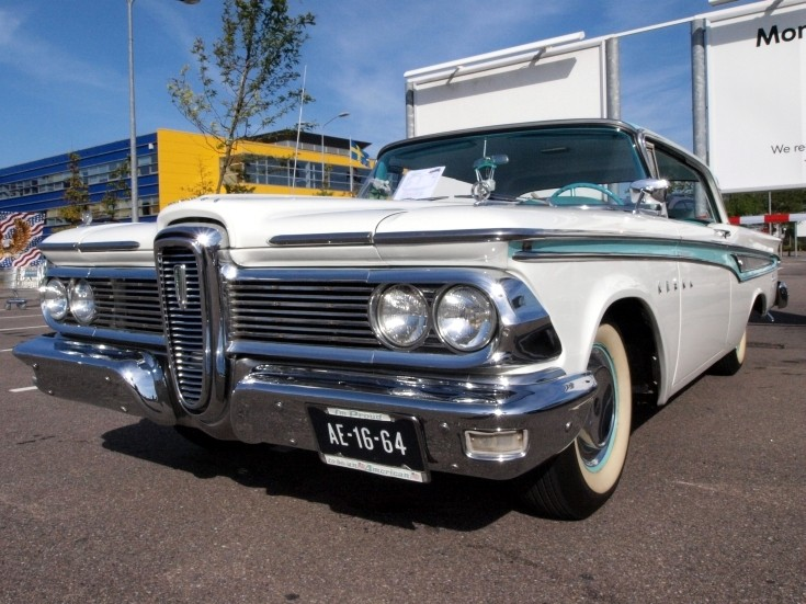 1958 Edsel beauty