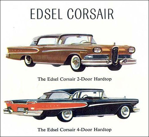 1958 Edsel fold out 3