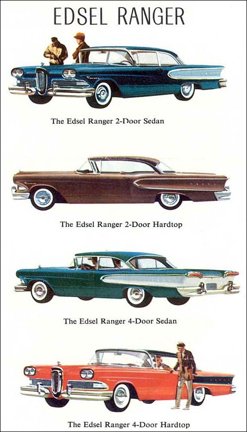 1958 Edsel fold out 5