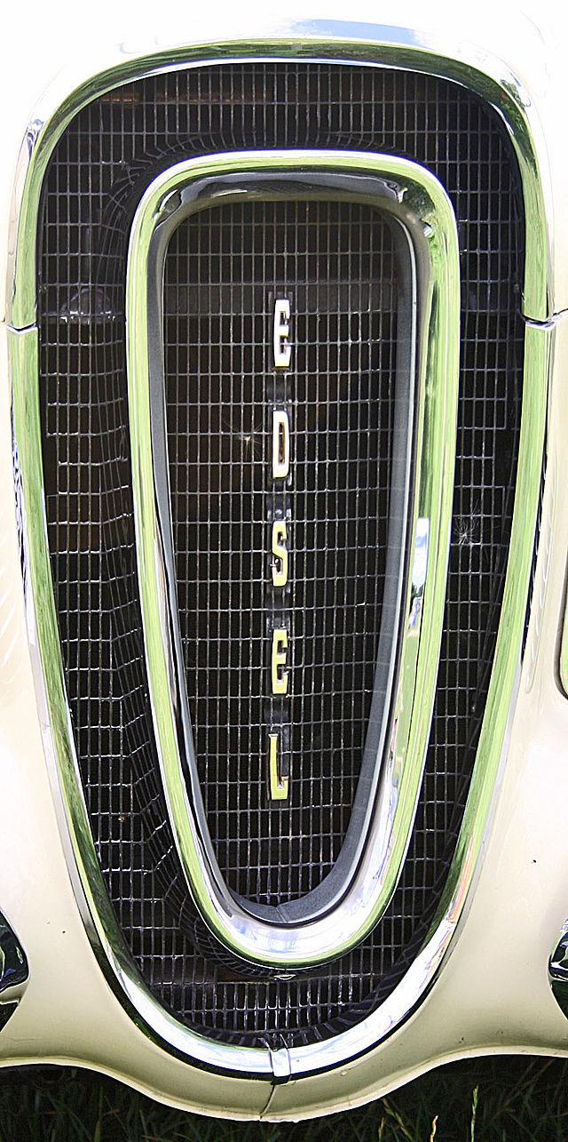 1958 Edsel Grille