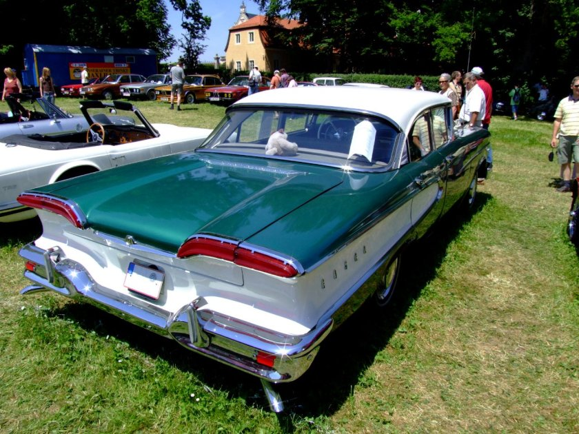 1958 Edsel Ranger Sedan back