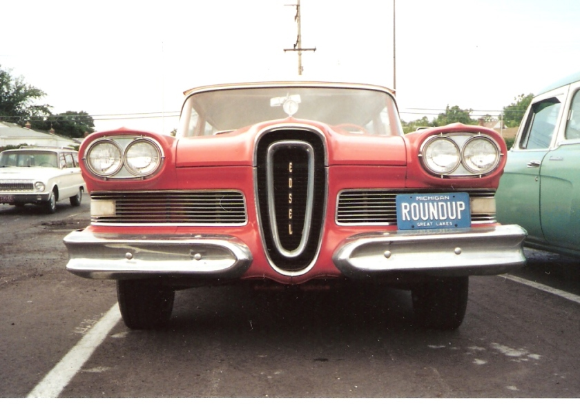 1958 Edsel Roundup (Front View)