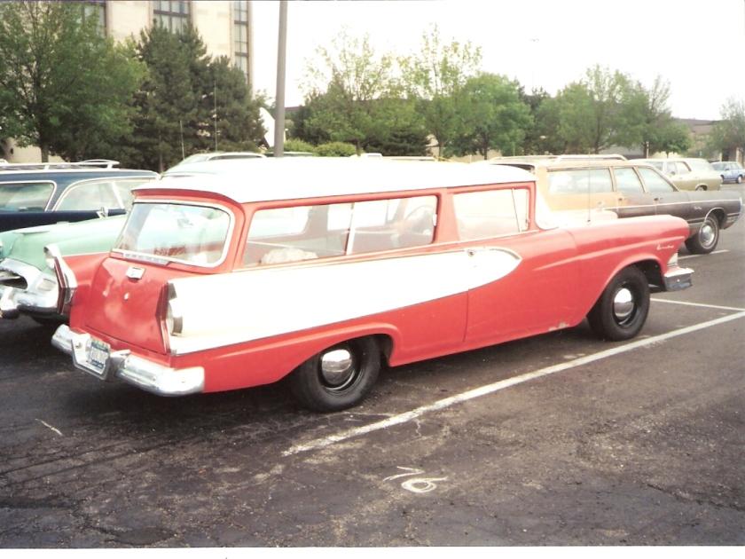 1958 Edsel Roundup
