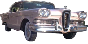 1958 Etiney edsel
