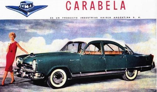 1958 ika carabela