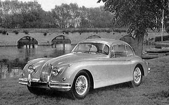 1958 Jaguar XK 150 Fixed head coupé