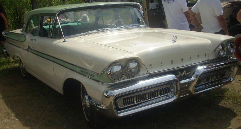 1958 mercury Monterey
