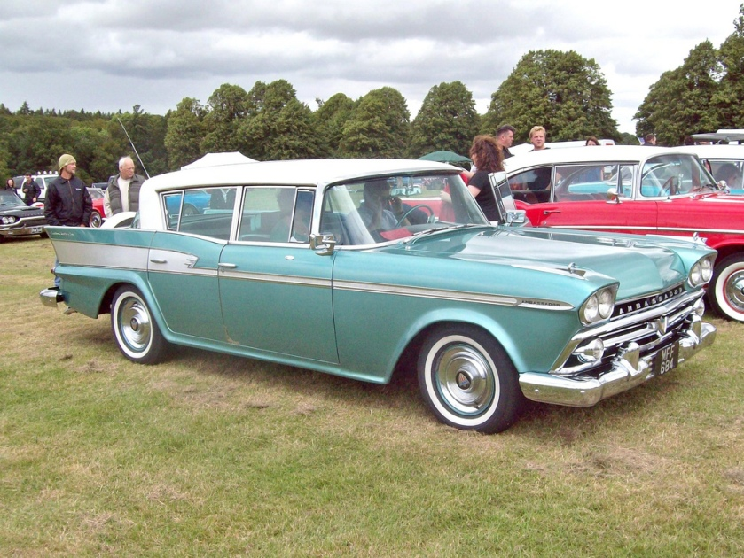 1958 Rambler Ambassador Custom