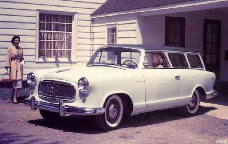1959 AMC Rambler Station Wagon