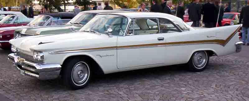 1959 De Soto Firedome Coupe