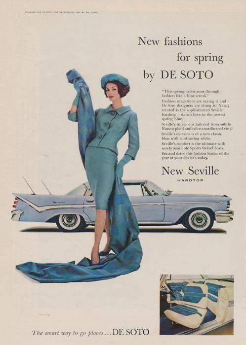 1959 DeSoto Seville