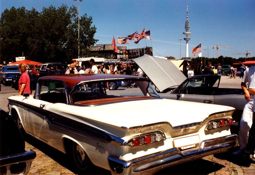 1959 Edsel Corsair Hardtop Coupe Back