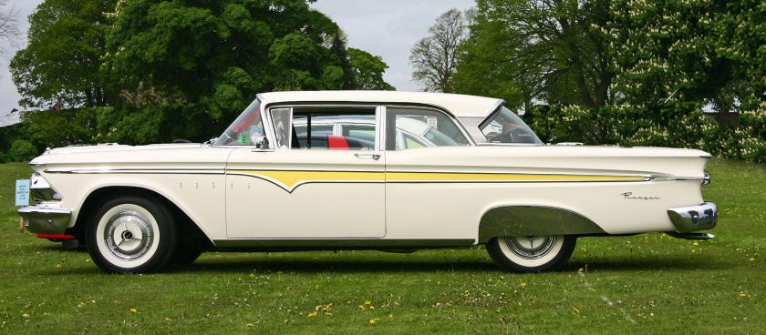1959 Edsel Ranger 2-door profile