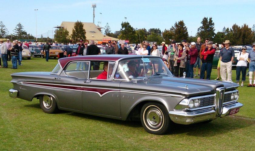 1959 Edsel Ranger 4-Door Hardtop