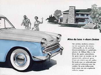1959 Hillman Minx Series IIIa