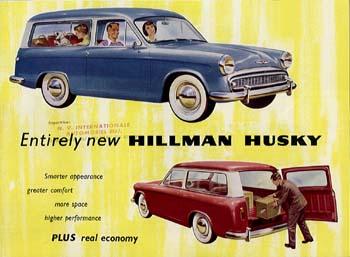 1959 hillmann husky
