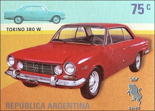 1959 ika torino cupe 380W
