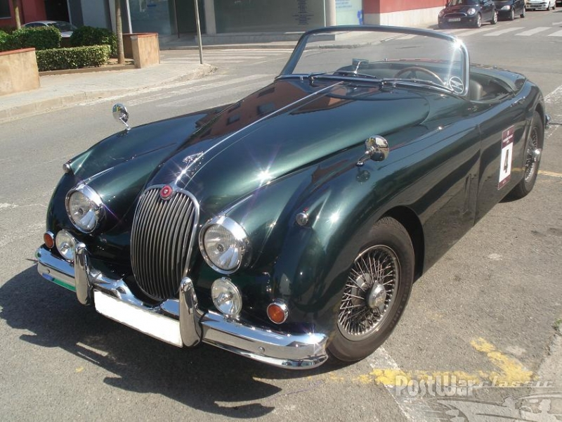 1959 Jaguar XK XK 150 S 3.8 Roadster