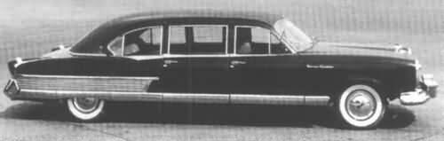 1959 kaiser carabela limusina