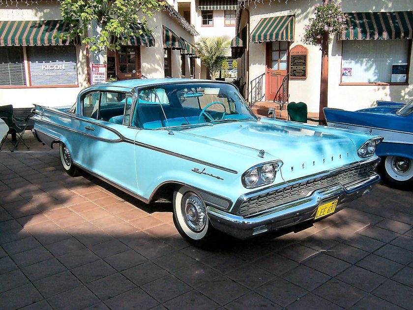 1959 Mercury Park Lane 2