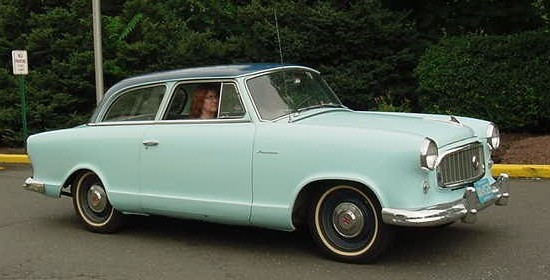 1959 Rambler American 2dr-sedan Blue-NJ first generation
