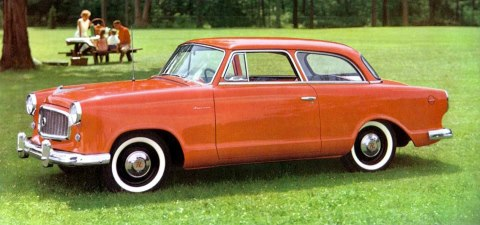 1959 Rambler American Super Club Sedan