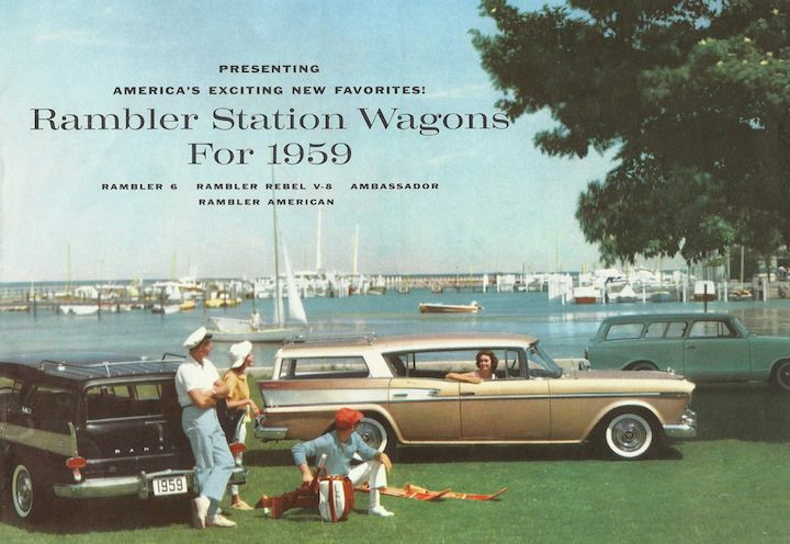 1959 Rambler Station