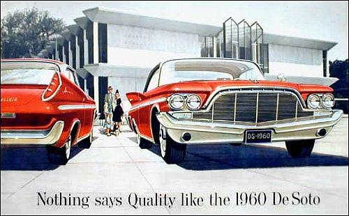 1960 de soto reklama