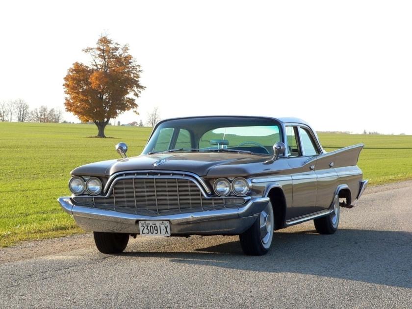 1960 DeSoto Fireflite 4-door sedan