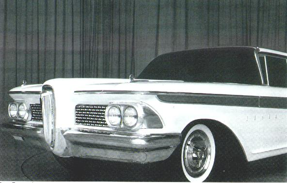 1960 Edsel Comet Prototype