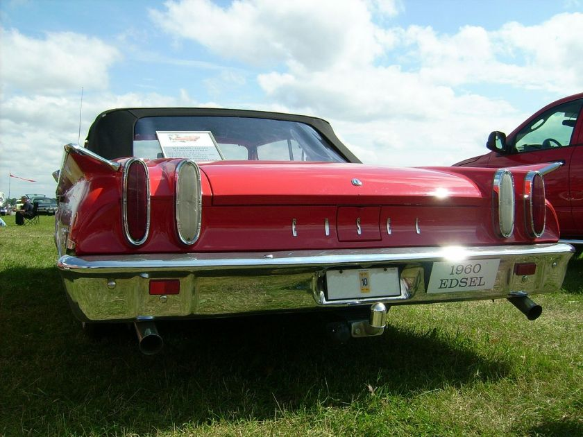 1960 Edsel convertible (2)