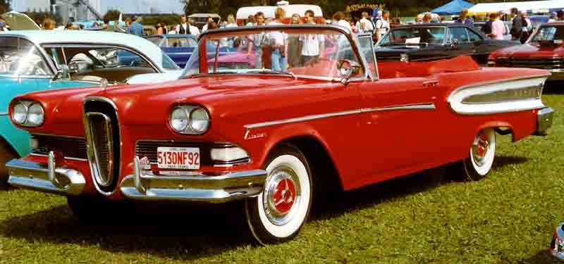 1960 Edsel Convertible