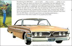 1960 Edsel Ranger Hardtop