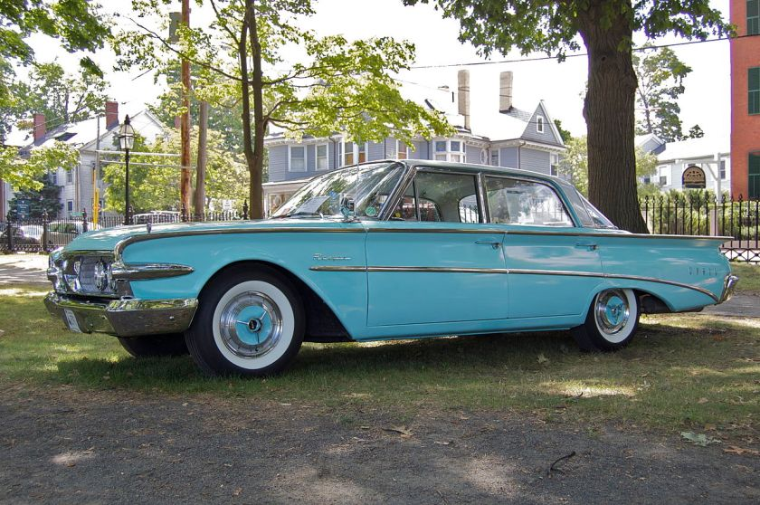 1960 Edsel Ranger sedan