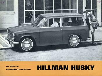 1960 hillman husky-jr