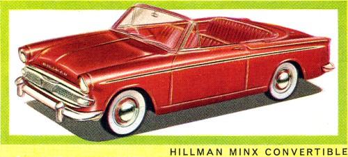 1960 hillman minx convert may
