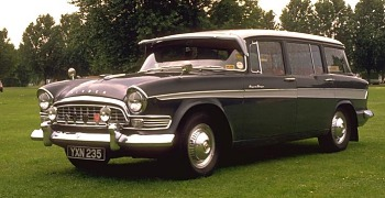 1960 humber super snipe s2 estate