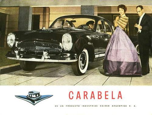 1960 ika carabela