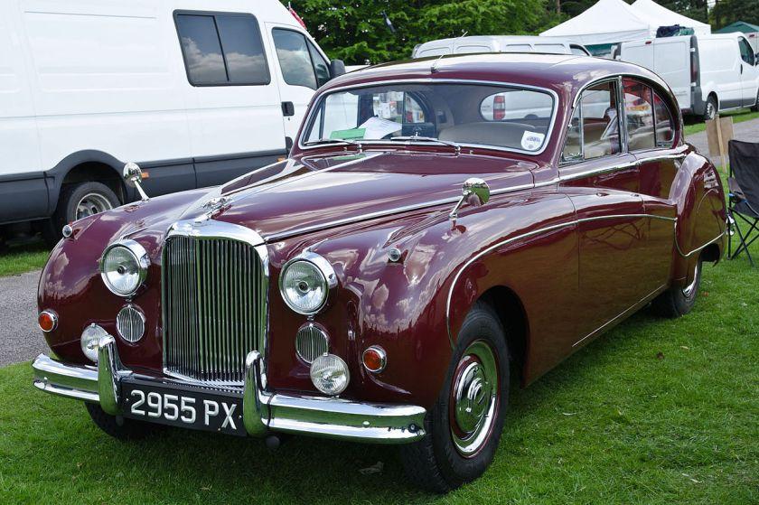 1960 Jaguar 3.8 Mk IX