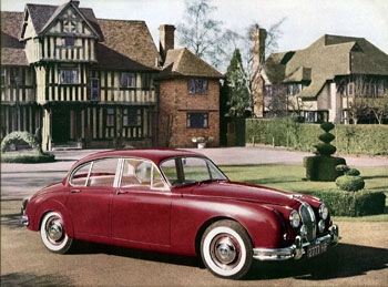 1960 jaguar mk224-jr