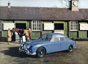 1960 jaguar mk234