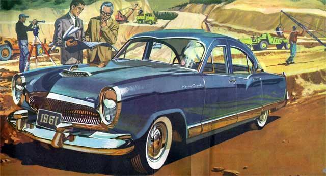 1960 Kaiser Carabela