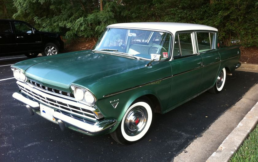 1960_Rambler_Rebel_V8_green_Ann-fl