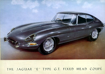 1961-75 Jaguar E-Type