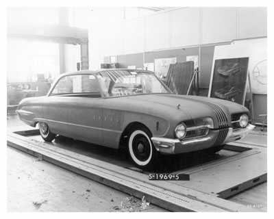 1961 Comet Prototype from November 11th 1959