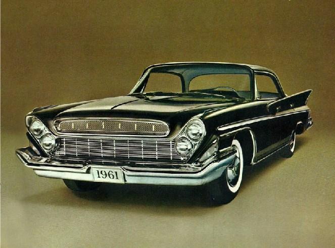 1961 De Soto 4-Door Hardtop