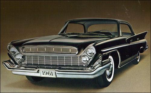 1961 de soto adventurer sedan