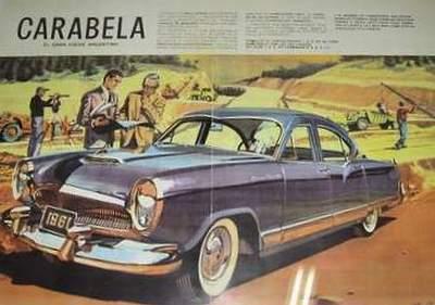 1961 ika Kaiser Carabela Ad-nov29