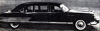 1961 ika limousine