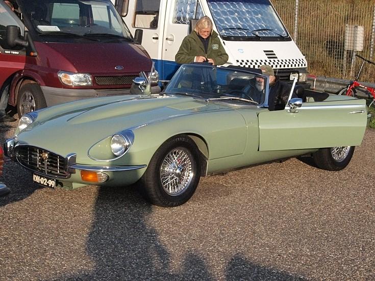 1961 Jaguar E type convertible